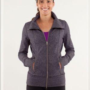 Lululemon Daily Yoga Jacket Size 4